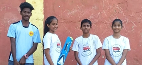 Magic Bus Kids to participate in Street cricket world cup
