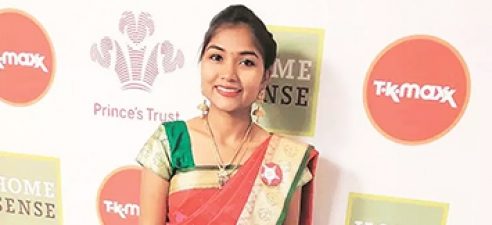 Mumbai slum-dweller gets UK's Prince's Trust award