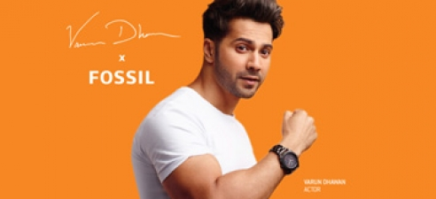 A portion of the exclusive Varun Dhawan x Fossil watch sales will be donated to Magic Bus